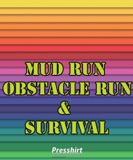 Mud Run | Obstacle Run | Survival