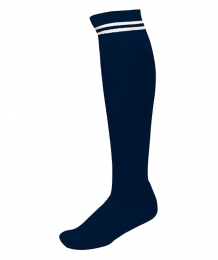 Sporty Navy | White